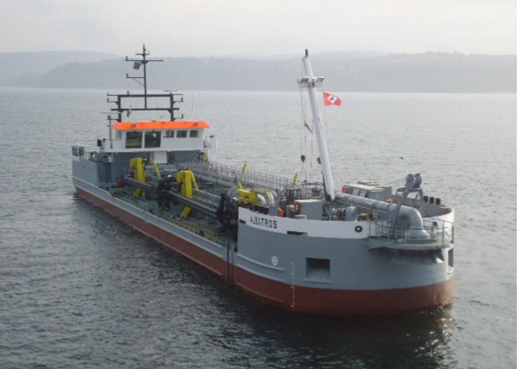 IHC Merwede Albatros
