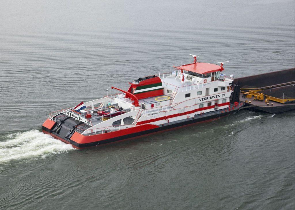 Kooiman Thyssen Kruppe Veerhaven IV