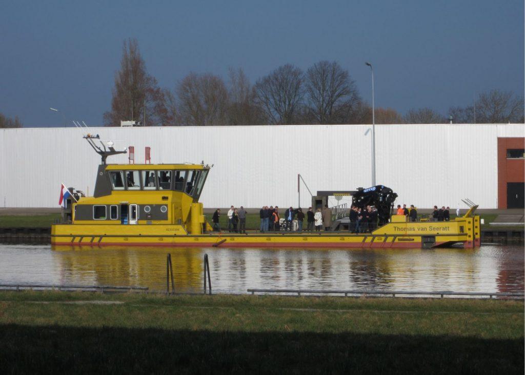 Provincie Groningen Simon van Seeratt