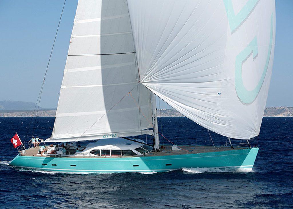 Jachtbouw 50178 Royal Huisman NB 381 Gliss Franco Paco foto 1bew