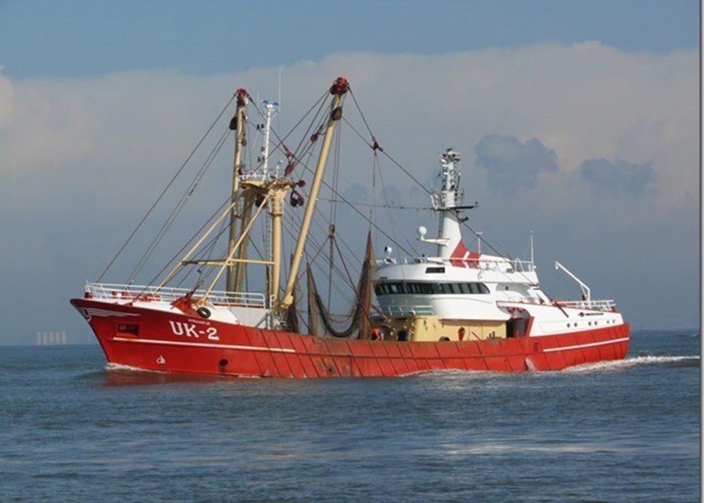 Adriaantje Holding UK-2  2x DI13 075M, 285 kW © photo Kotterfoto.nl Hylke Smits