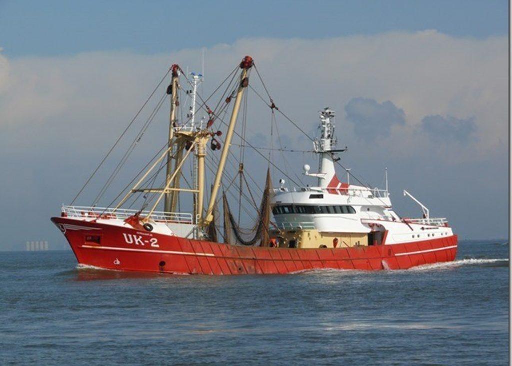 Adriaantje Holding UK-2 2x DI-13 075M, 285 kW © foto Kotterfoto.nl Hylke Smits