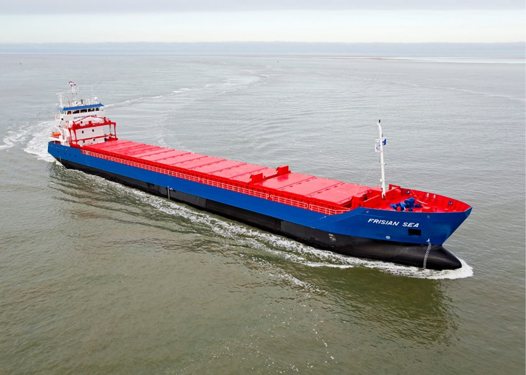Peters Frisian Sea Boomsma Shipping BV