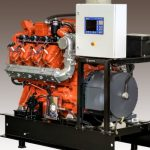 Sandfirden Gas Generator Set with PM