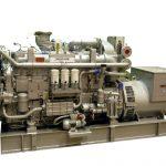 Dresser-Rand Guascor F180TA-SG hulpgeneratorset