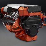 Scania DI16 090M dieselmotor