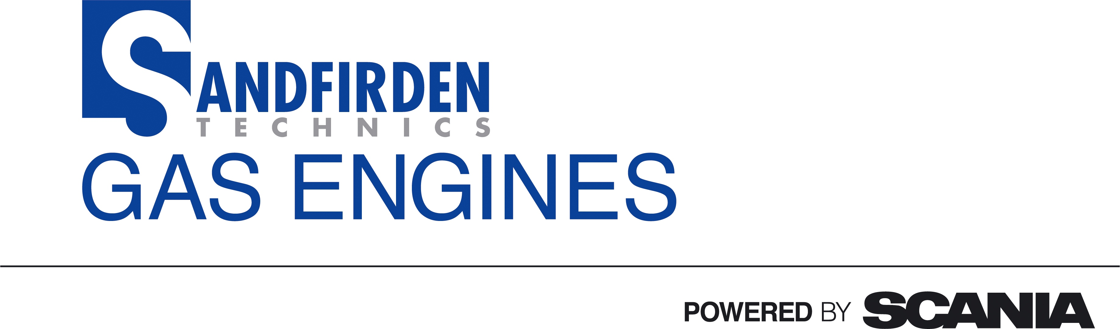 Sandfirden Technics gas engines powered by Scania
