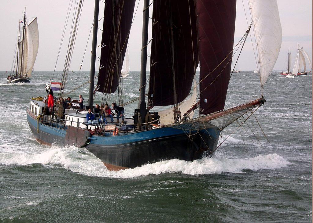 Sailing Clipper Noordvaarder SFT 180655 Sailing Clipper Noordvaarder 1x gearbox 140 kW