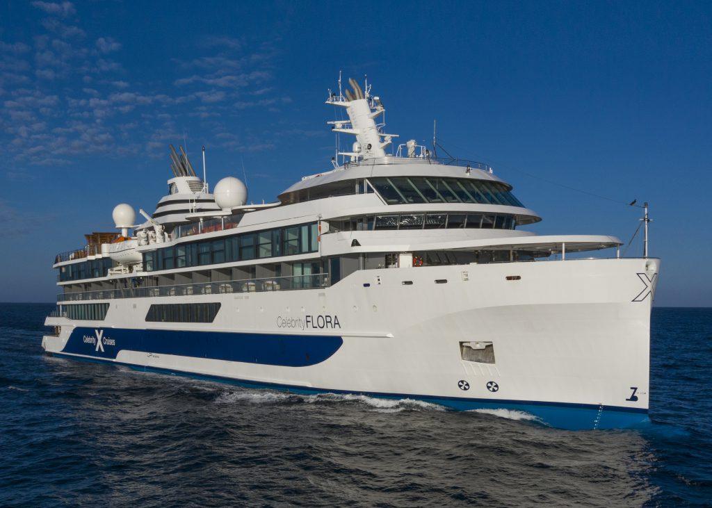Shipyard De Hoop Celebrity Flora Celebrity Cruises 1x Scania genset