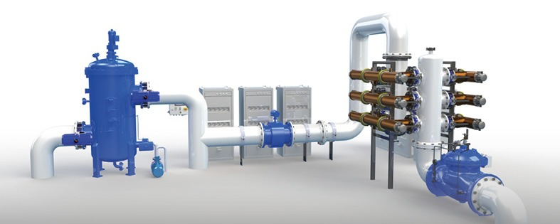 Optimarin ballast water treatment