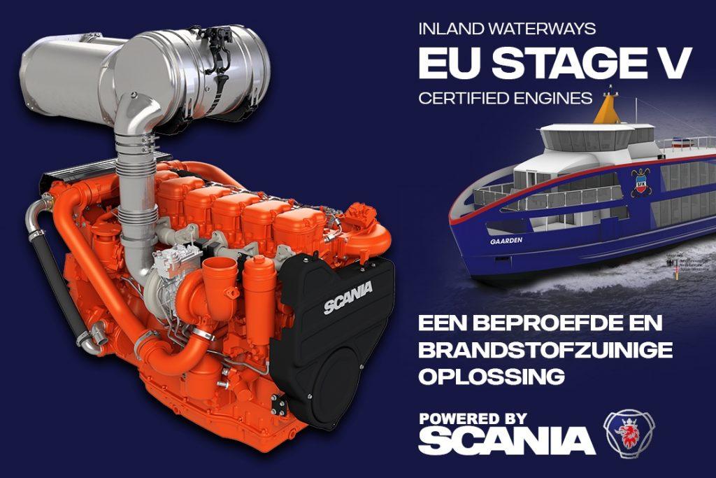 DC-13 EU_StageV powered by Scania certified engines Inland Waterways