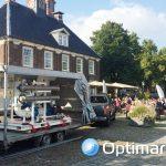Unieke roadshow van Optimarin en Sandfirden Technics